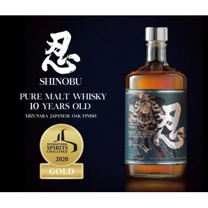 Shinobu Pure Malt 10 year old