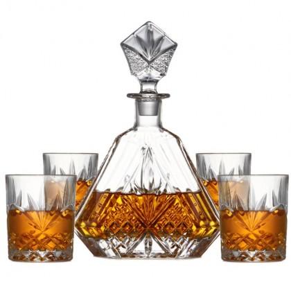 Junren Whisky Set 5pcs Prismatic