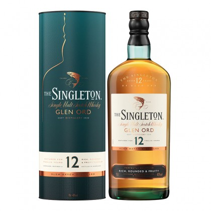 The Singleton Glen Ord 12 Years