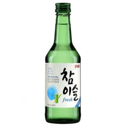 Jinro chamisul (Soju) Normal