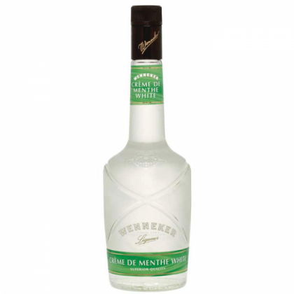 Wenneker Creme de Menthe White
