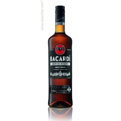 Bacardi Carta Negra Superior Black Rum