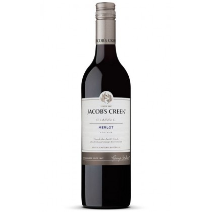 jacob creek merlot